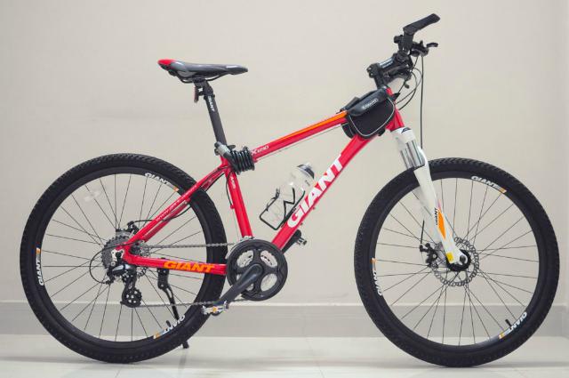 Giant dağ bisikleti