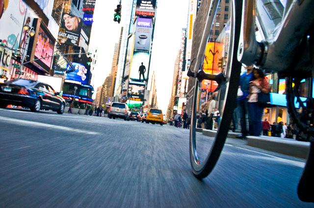 New York ve Bisiklet