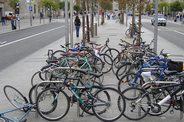 dublin ve bisiklet