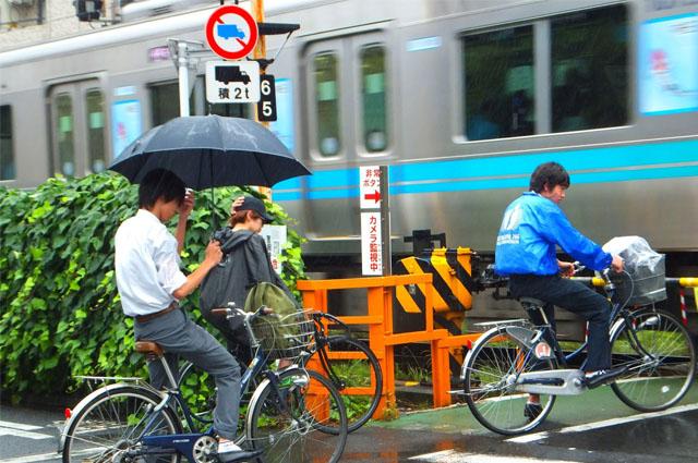 tokyo ve bisiklet